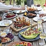 Organize a picnic.