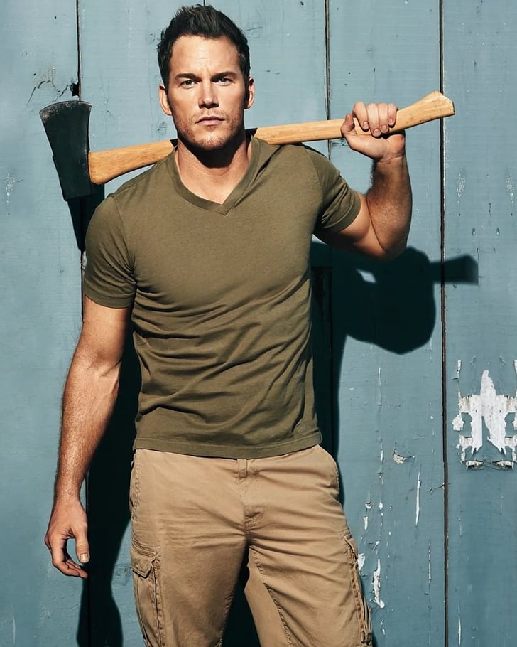 Chris Pratt  Hot Pictures Of Male Celebrities 2014 -4316