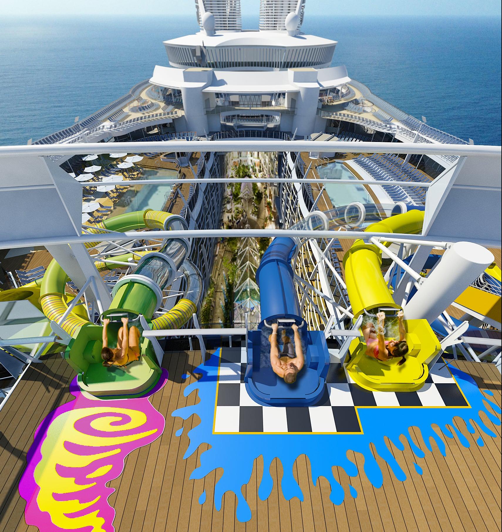 Royal Caribbean Inside The Worlds Largest Cruise Ship