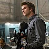 Gale gets his gun ready.
