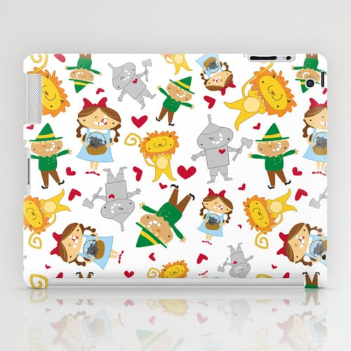 Dorothy and Friends Case ($60) for iPad