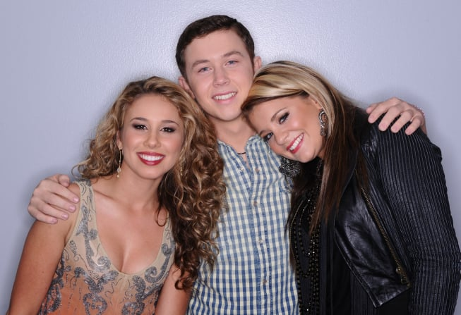 American Idol Top 3 Gets Down With Beyonce!