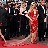 Rachel McAdams Wore Marchesa to the 2011 Cannes Film Festival
