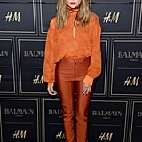 The Stars Showed Off Their Glam H&M Looks