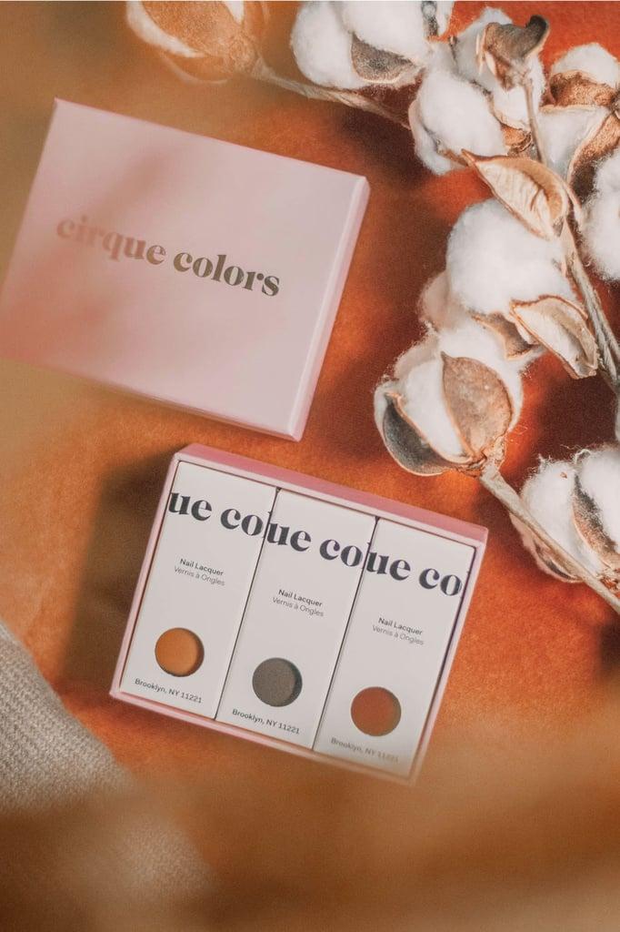 Cirque Colors Tortoise Shell Nail Art Set