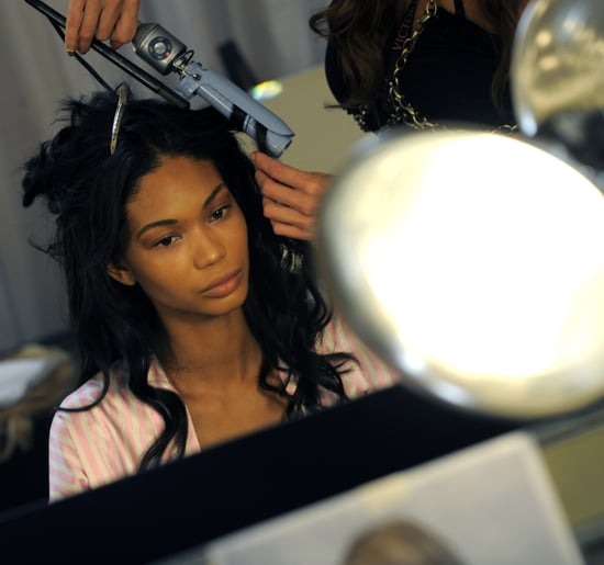 A Peek Backstage at the 2009 Victoria's Secret Fashion Show