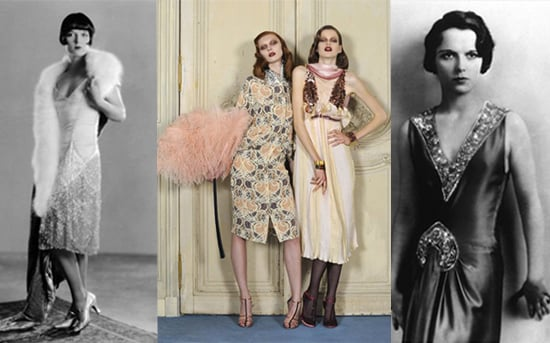 Marc Jacobs Invokes Image of Louise Brooks For Louis Vuitton Pre-Fall 2011