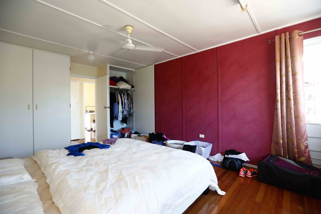 Master Bedroom House Rules before: qld master bedroom | house rules 2014 brooke and grant