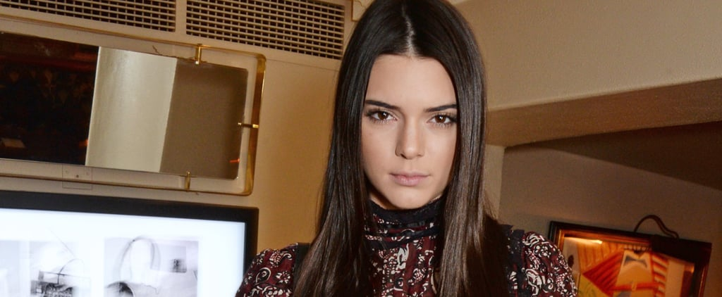 Kendall Jenner Walks in Fall 2014 Fashion Show | Video