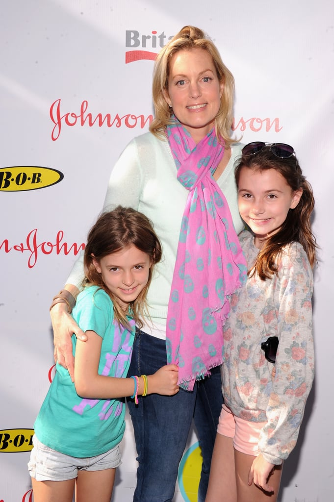 Ali Wentworth and her girls attended the 2013 Baby Buggy Bedtime Bash.