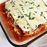 Zucchini Noodel Lasagna