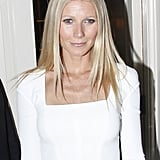 Gwyneth Paltrow co-hosted a dinner for President Obama in London.
