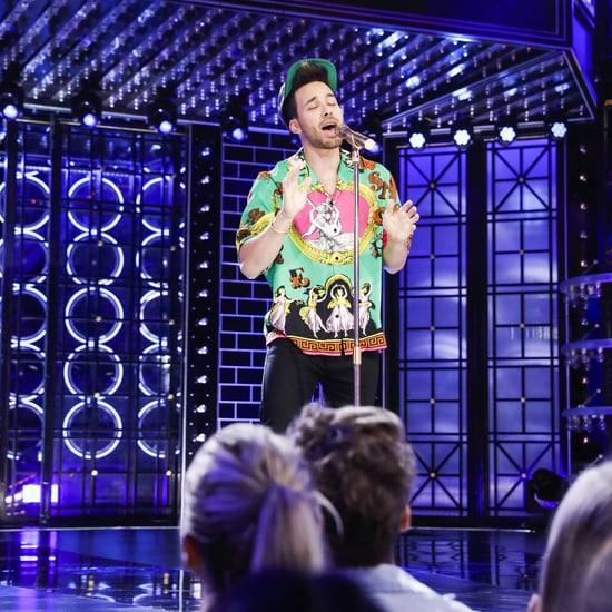 Prince Royce Gets Sexy on Lip Sync Battle