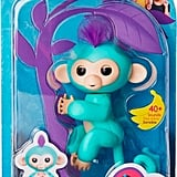 WowWee Fingerlings Baby Monkey Zoe