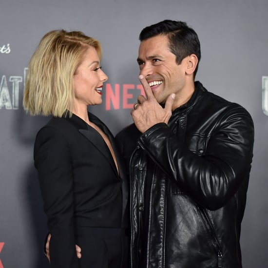 Mark Consuelos Reaction to Kelly Ripa Wanting a Fourth Child