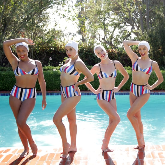 Aqualillies Synchronized Swimming (Video)