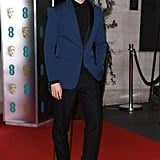 Joe Alwyn at the 2020 BAFTAs in London