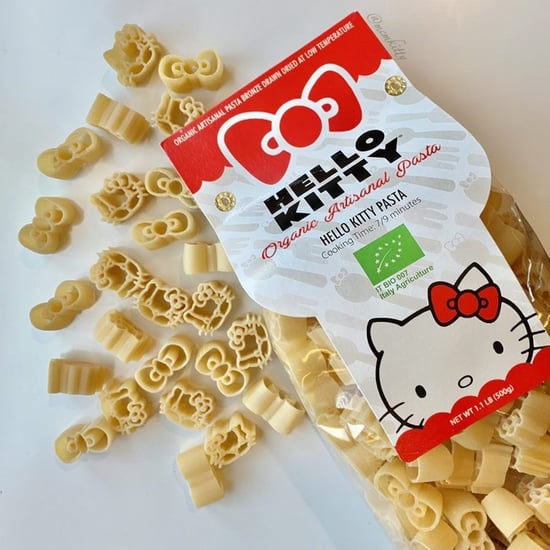Hello Kitty Pasta and Tomato Sauce
