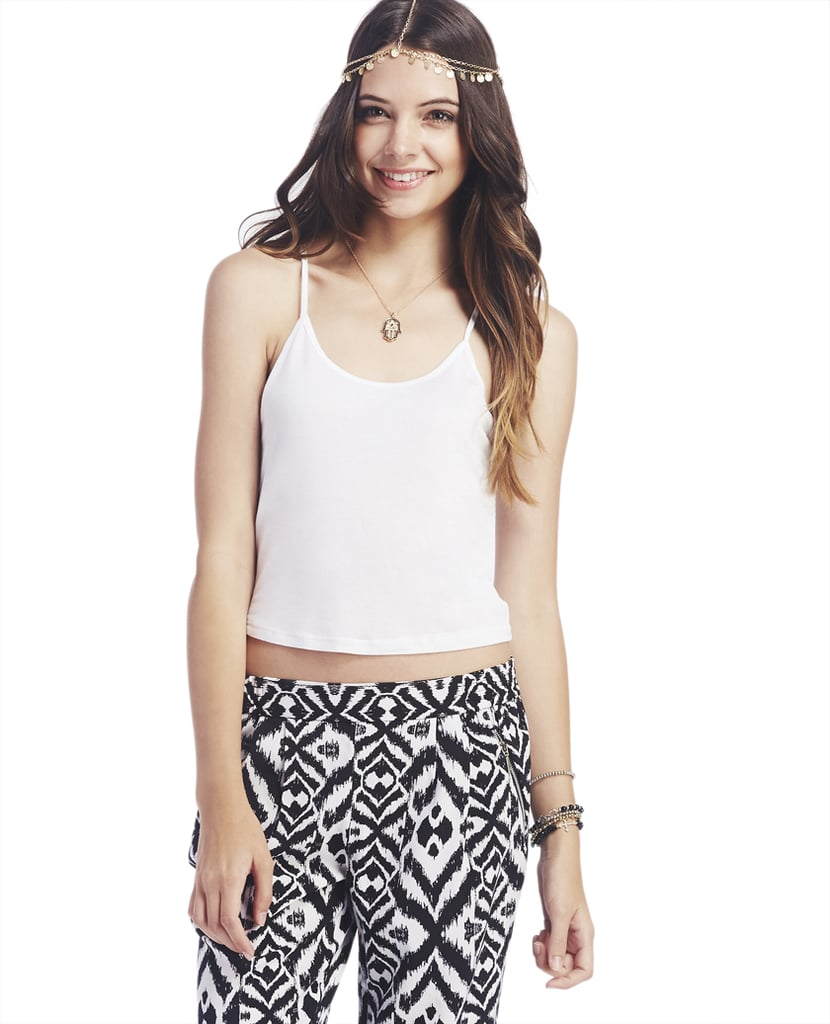 Wet Seal Racerback Basic Tank