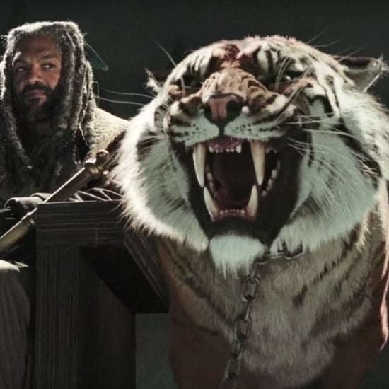 Is the Tiger on The Walking Dead Real?