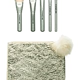 MAC Snow Ball Brush Kit in Gold