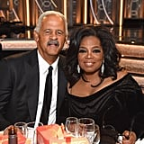 Pictured: Stedman Graham and Oprah Winfrey