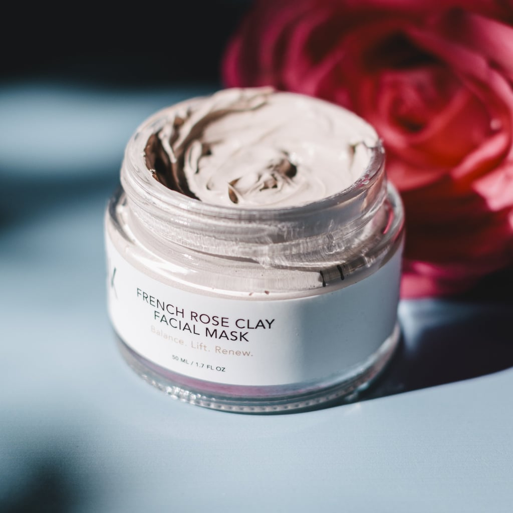 Souk Skincare French Rose Clay Facial Mask