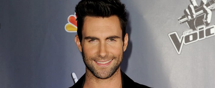 You Can't Help but Appreciate Adam Levine's Good Looks