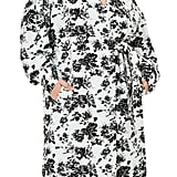 Elvi Floral Trench Coat