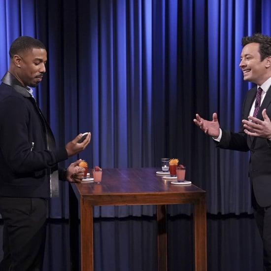 Michael B. Jordan on The Tonight Show With Jimmy Fallon 2019