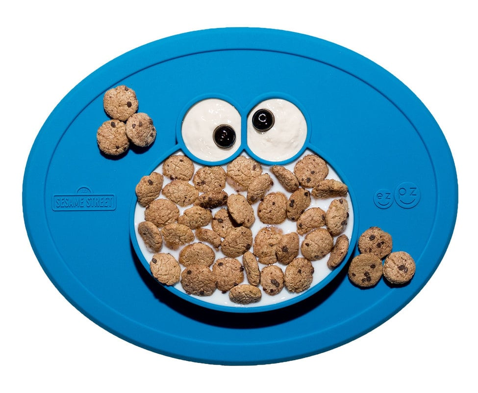 Cookie Monster Mat