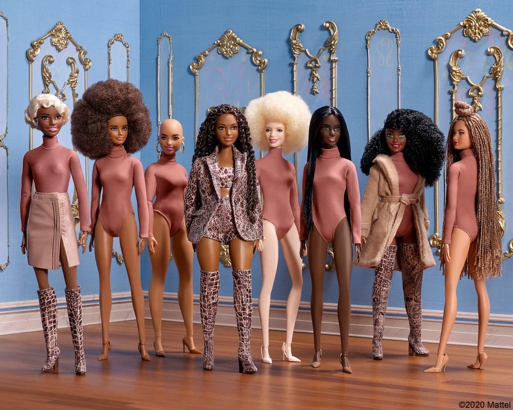 Shiona Turini x Barbie Black History Month Doll Wardrobe in Blush