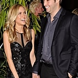"Kristin Cavallari and Jay Culter attended the Cirque du Soleil ""OVO"" Celebrity Opening Night Gala."