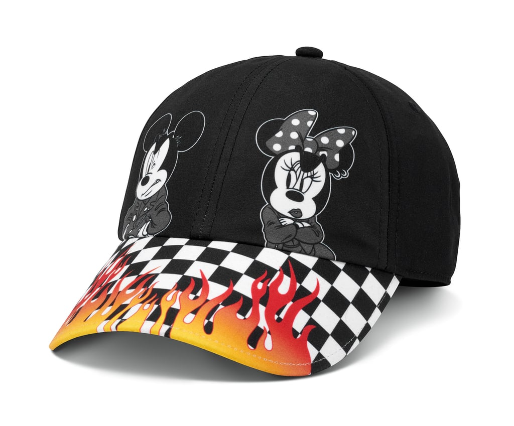 fe06590f9e3 Disney x Vans Punk Mickey Mouse Court Side Hat