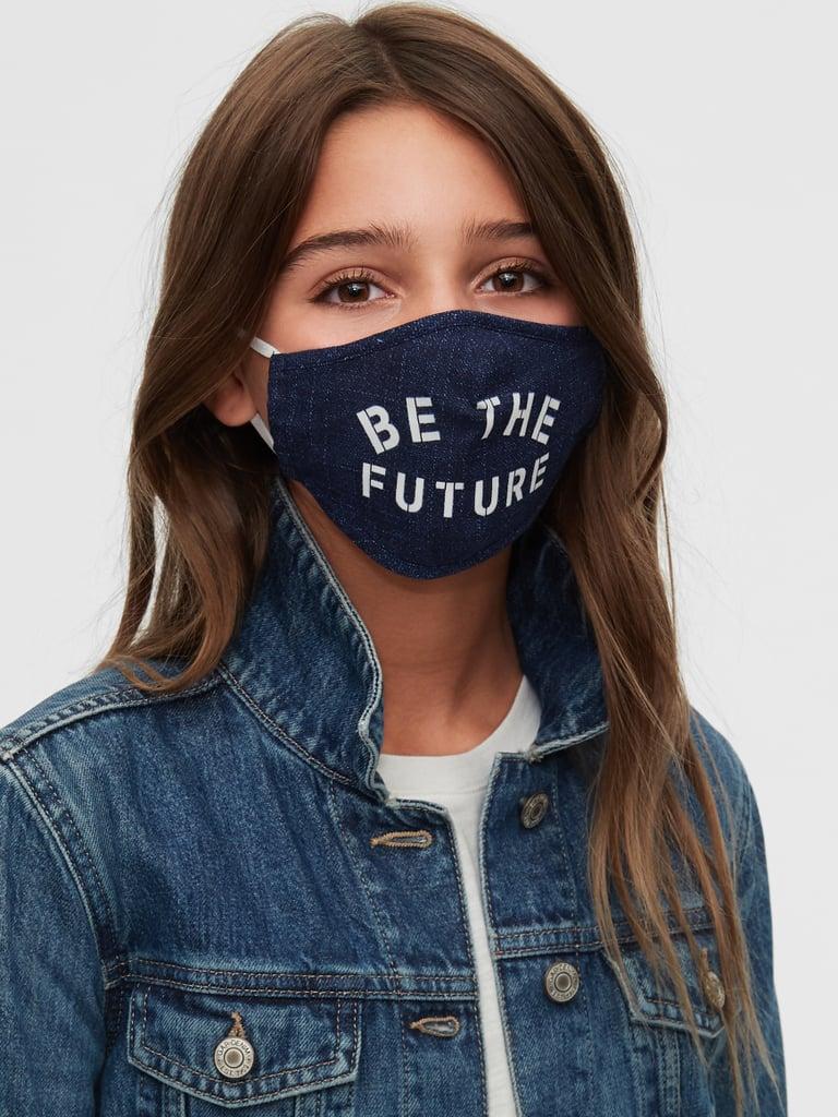 More Photos of Gap's Kids' Statement Face Masks