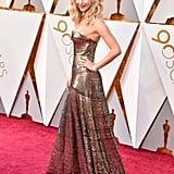 Jennifer Lawrence at the 2018 Oscars