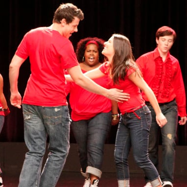 Cory Monteith's Best Scenes on Glee