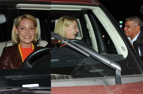 Photos of Katherine Heigl in LA