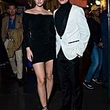 Barbara and Dylan at Vanity Fair's Best-Dressed in September 2018