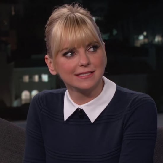 Anna Faris Talking About Her Son's Halloween Costume