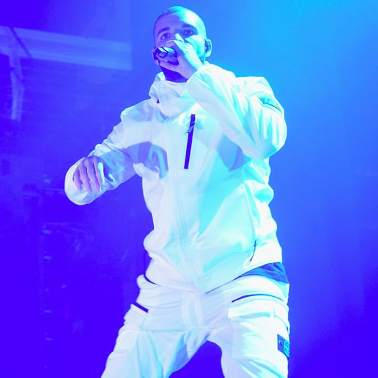 Drake Performing at the 2017 Billboard Music Awards