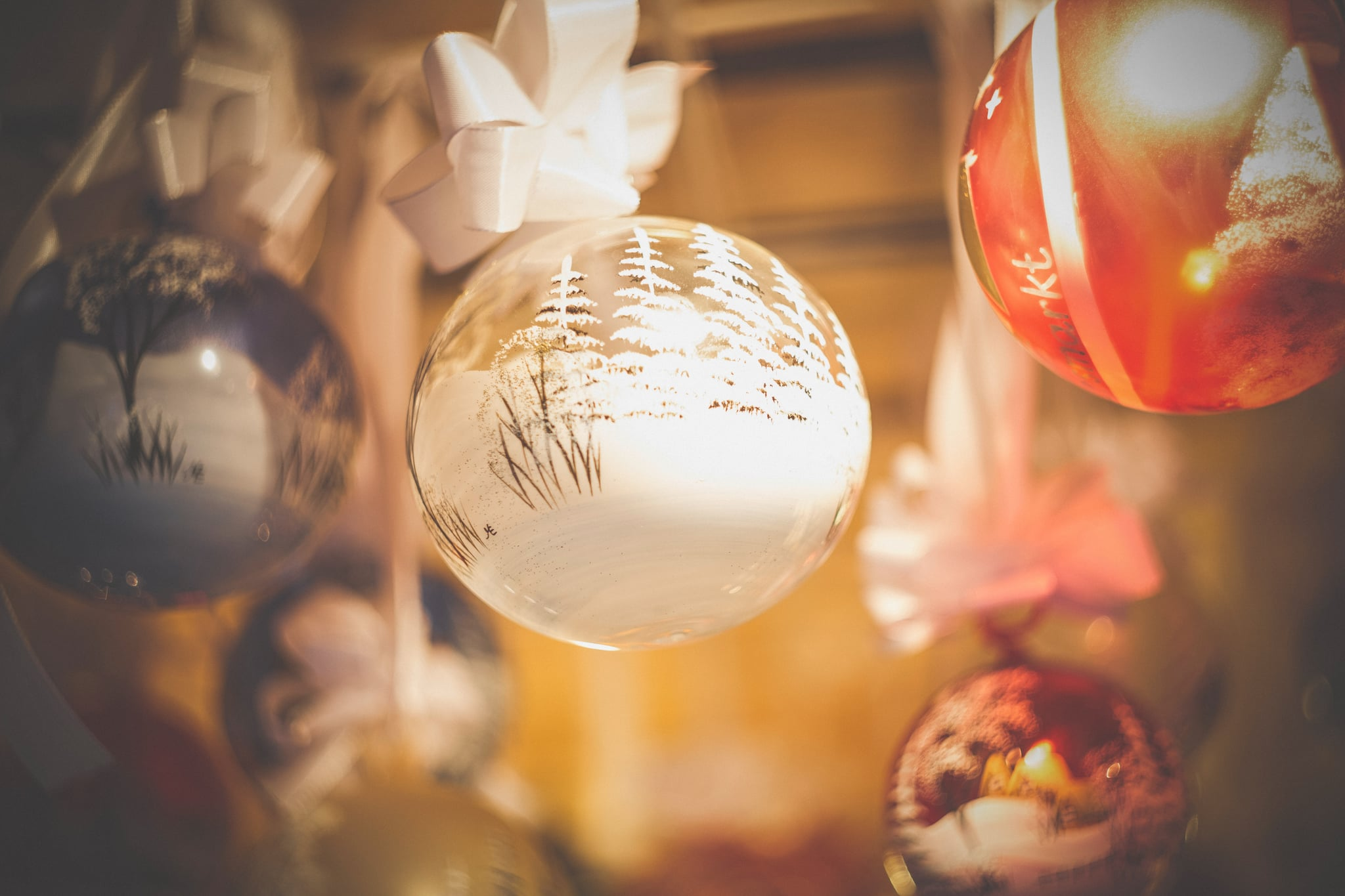 Why Christmas Ornaments Mean So Much To Me Popsugar Family