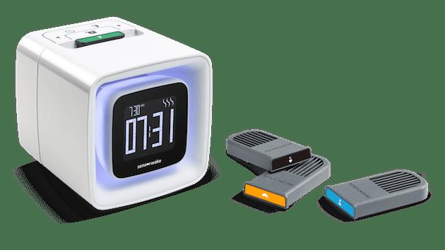 Olfactory Alarm Clock