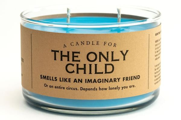 A Candle For the Only Child