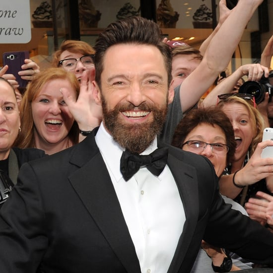 Celebrities on the Red Carpet at the 2014 Tony Awards