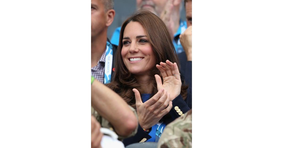 Duke Duchess Cambridge Commonwealth Games 2014 - Kate Middleton N