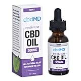 CBD Oil Drops Mint 300mg