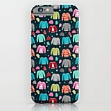 Winter Sweater iPhone Case ($35)