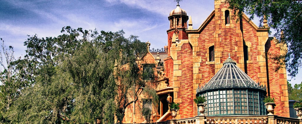 Rumor Has It That a Haunted Mansion Restaurant at Disney World Is in the Works