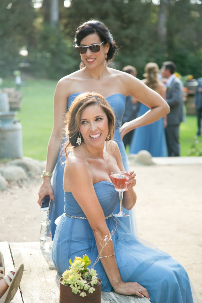 Outdoor Summer Wedding Photos